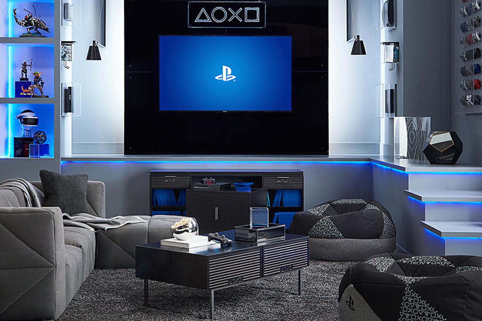 นั่งเล่นเกมให้ลงลึกถึงสไตล์ PBteen ออกเฟอร์นิเจอร์ PlayStation