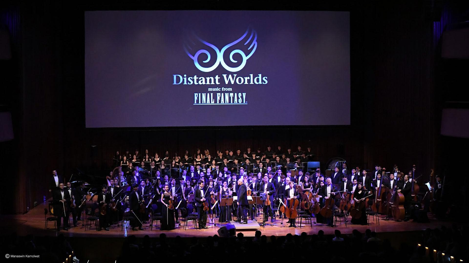 รีวิวคอนเสิร์ต Distant Worlds : Music from Final Fantasy ที่แฟนไฟนอลต้องดูให้ได้สักครั้งก็ยังดี