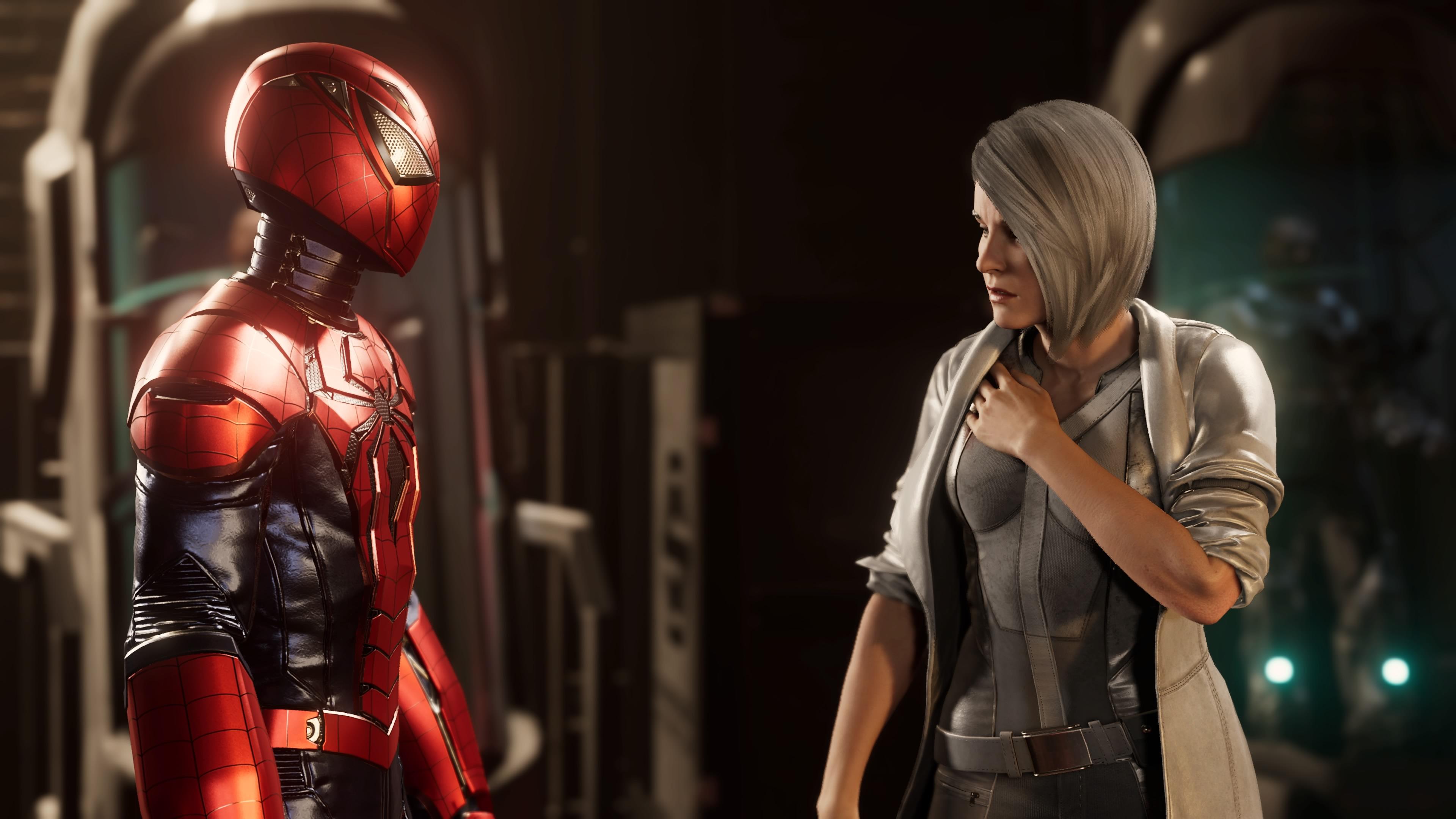 เจ๊โหดกระโดดยิง – รีวิว Marvel's Spider-Man: Silver Lining