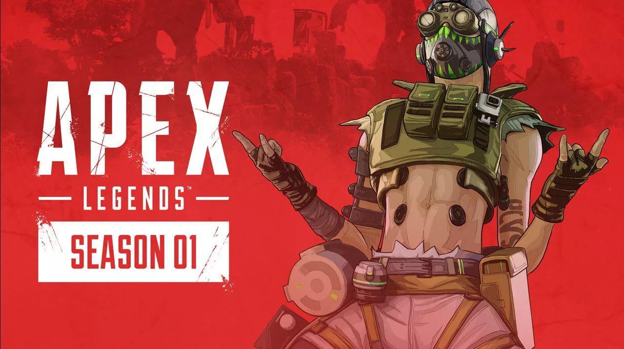 Apex Legends : Wild Frontier พรีวิว Season 1 Battle Pass