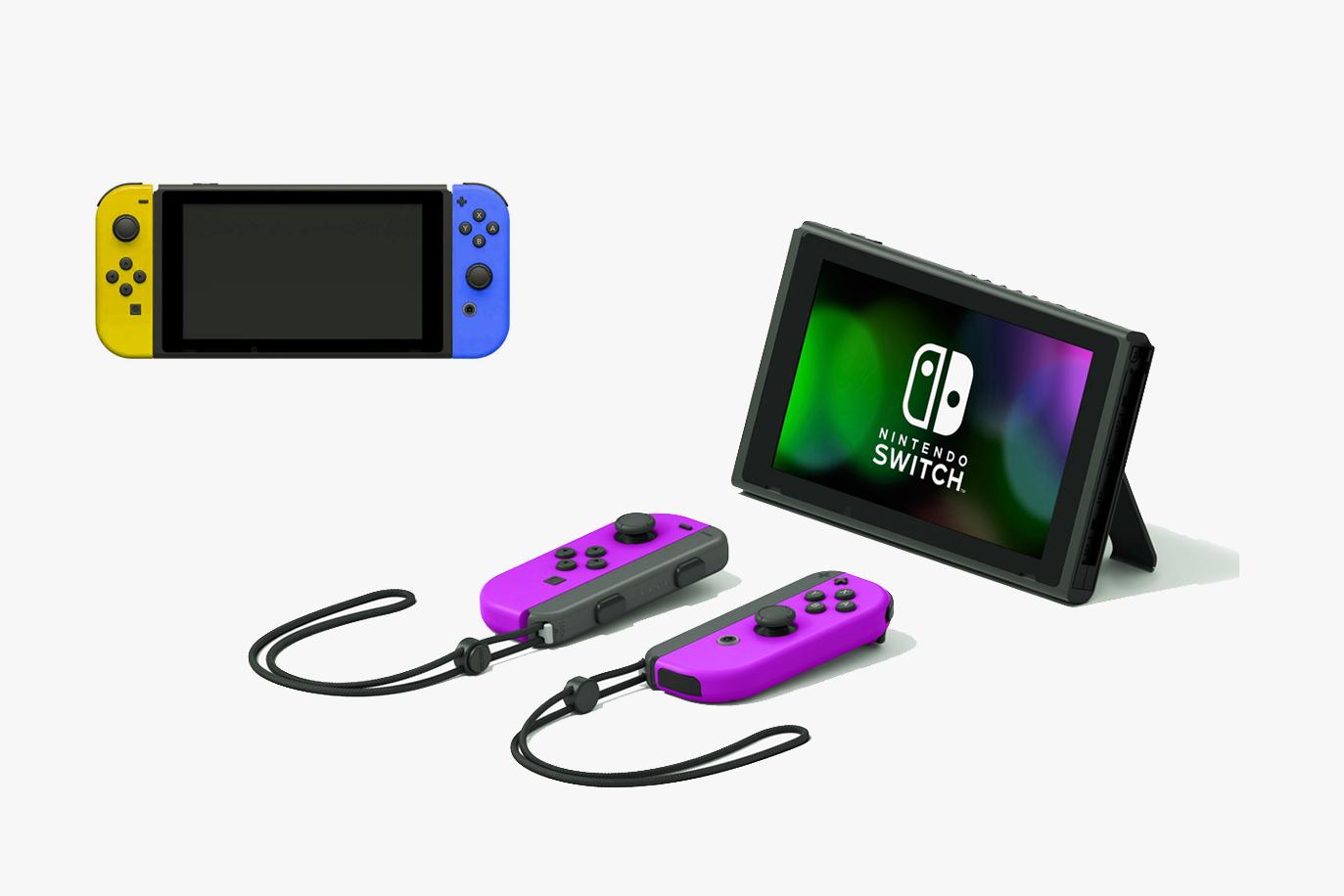ลือ! Nintendo Switch 2 รุ่นใหม่ รุ่นเล็กพกพา กับรุ่นใหญ่สเปคแรง