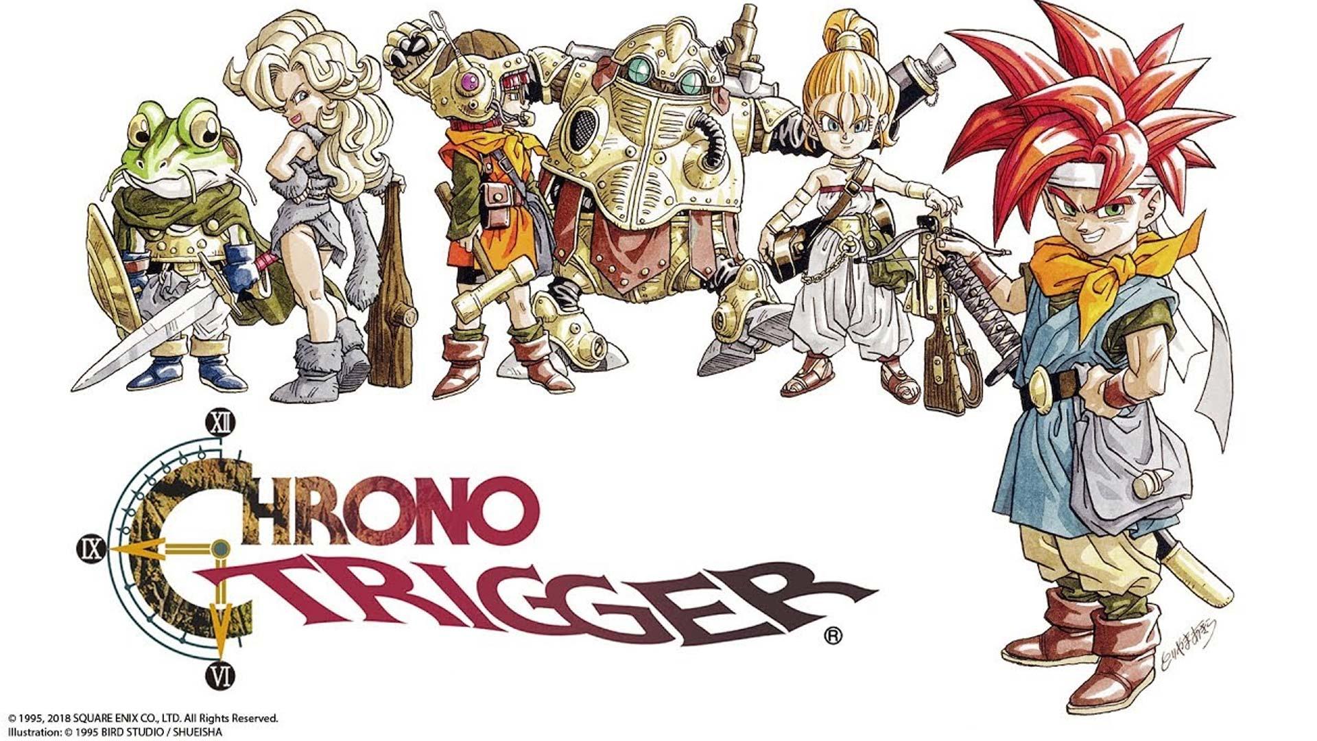 ต้องจัดแล้ว! Chrono Trigger ลดราคา Steam 50% ( iOS/Android ด้วย)