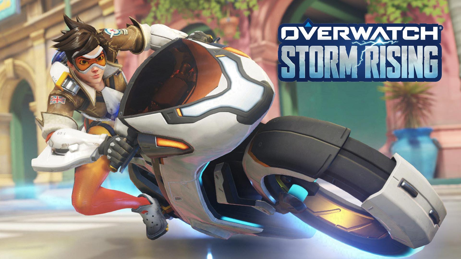ส่องอีเว้นท์ใหม่ Overwatch : Storm Rising พร้อมอัปเดตอีกเพียบ!