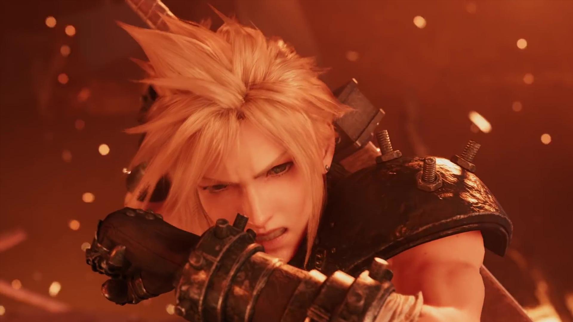 หมี่หยกรีเทิร์น! ตัวอย่างแบบแว้บๆ Final Fantasy VII Remake มาแล้ว!!