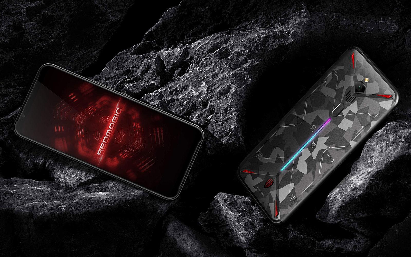 สมาร์ทโฟนเรือธงตัวใหม่ Nubia Red Magic 3 พร้อมพัดลมระบายความร้อนในตัว!