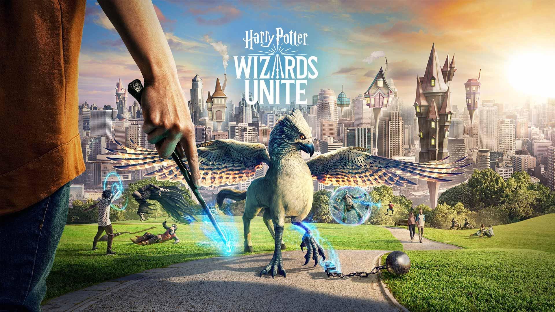 Harry Potter: Wizard Unite เวทมนต์บทแรกแห่งโลกมักเกิ้ล