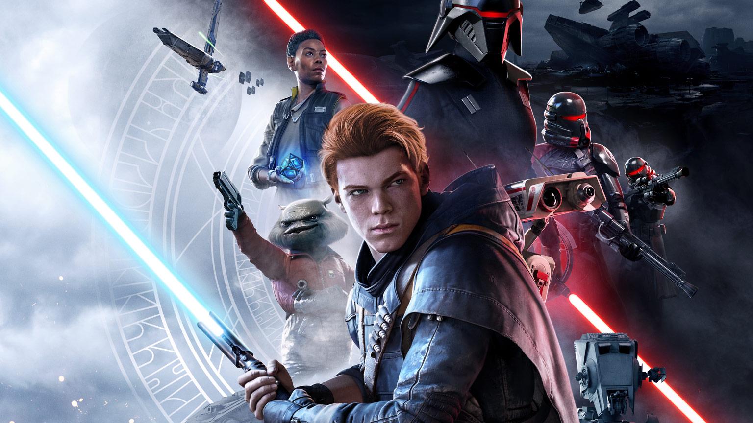 เผยคลิปเกมเพลย์ 60 FPS 14 นาที Star Wars Jedi: Fallen Order