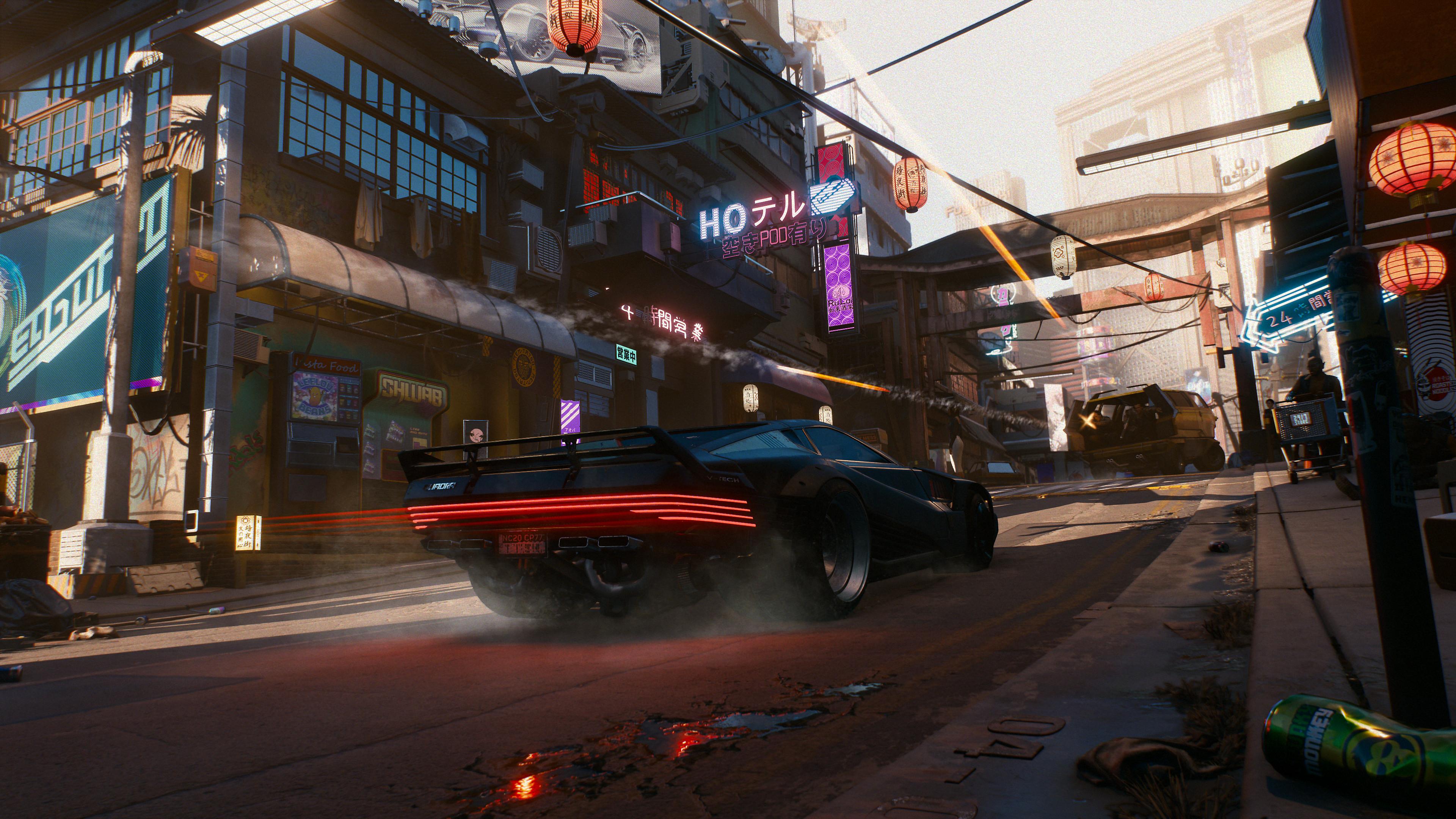 เผยกราฟิก Cyberpunk 2077 คอนโซลเทพแน่ แต่พีซีจะเทพสุด