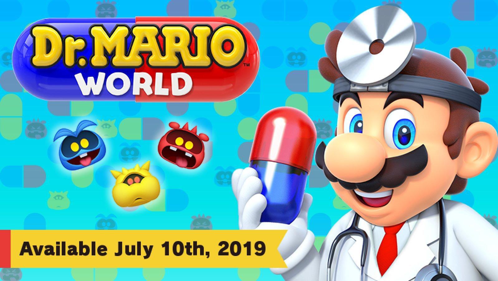 Dr. Mario World เปิดให้เล่นแล้ว! โหลดได้เลยทั้ง iOS และ Android
