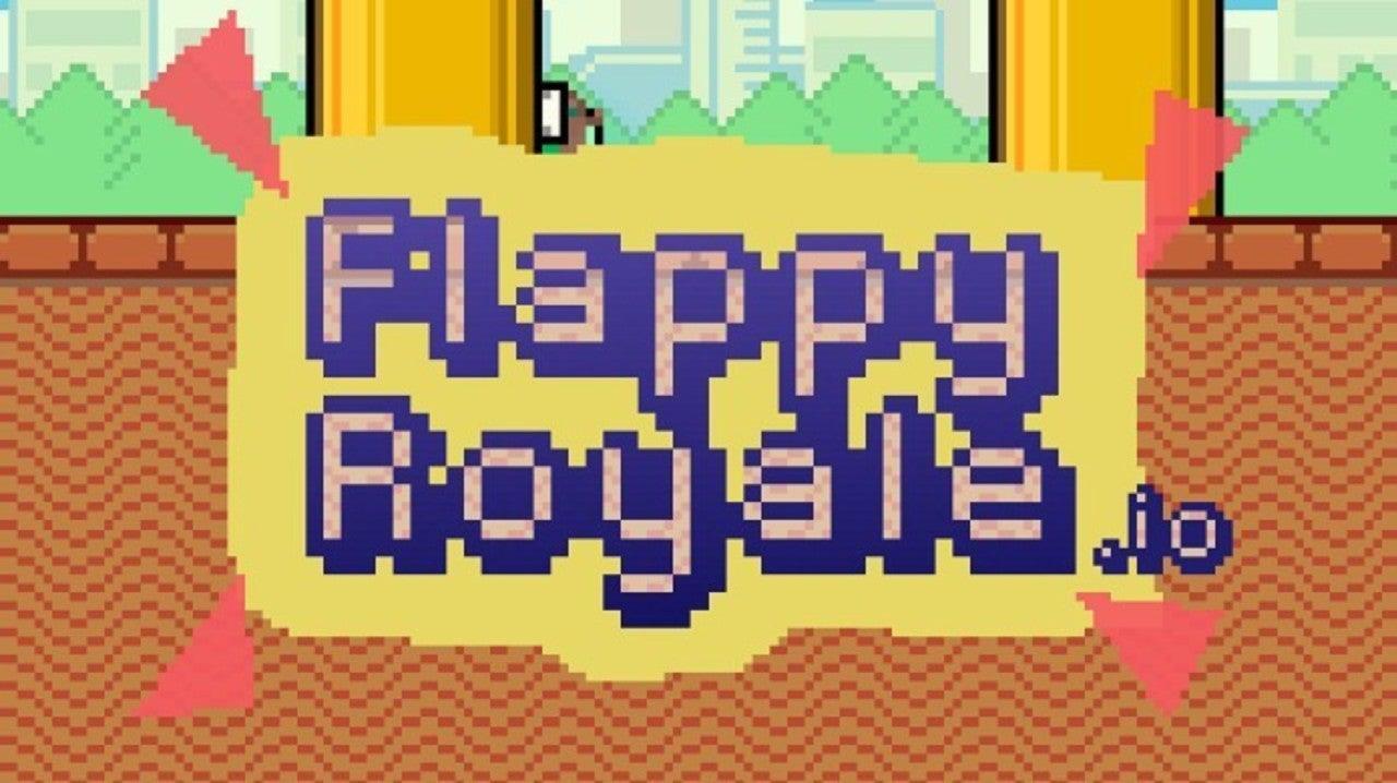 คิดว่าเซียน Flappy Bird เบอร์ไหน Flappy Royale ขอท้าแบบ 1 ต่อ 99