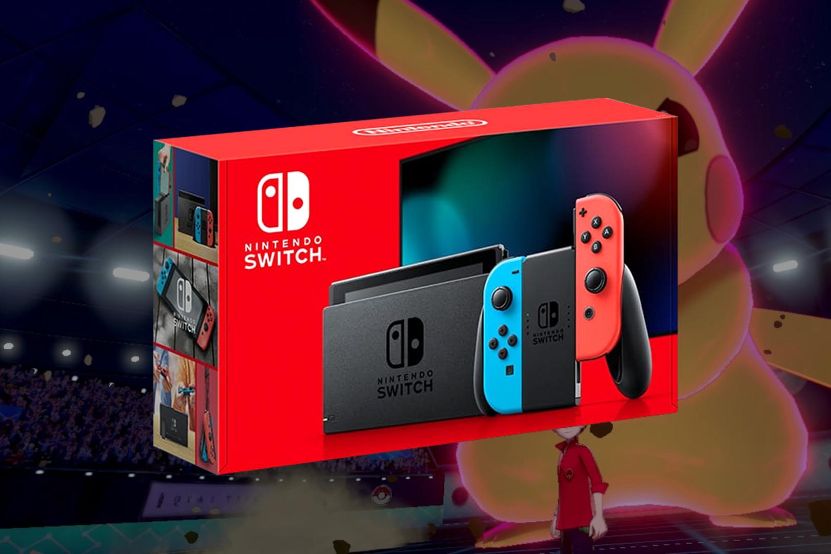 Nintendo Switch ปรับปรุงใหม่ แบตอึดกว่าเดิมเกือบ 2 เท่า!