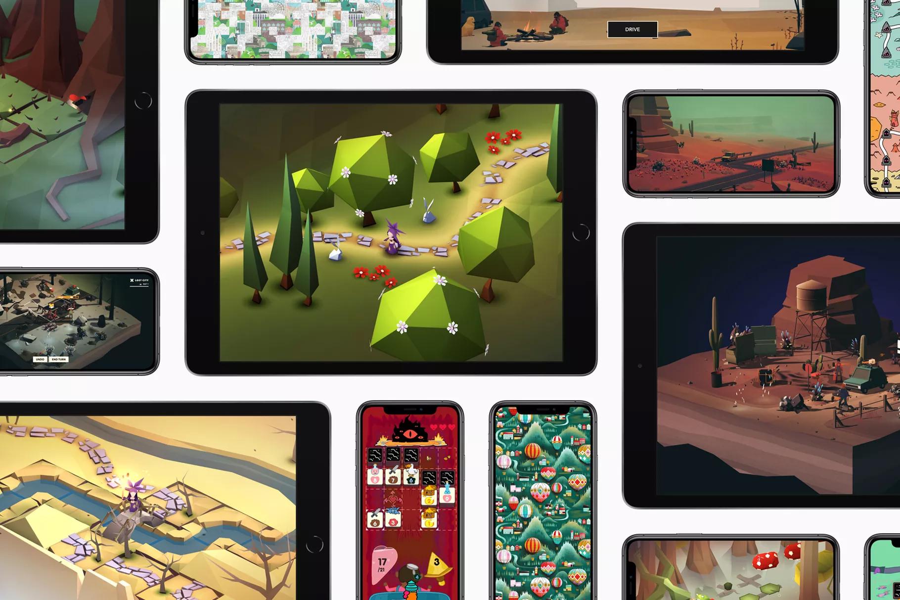 ลองเล่น Apple Arcade ก่อนใคร สำหรับชาว iOS 13 beta