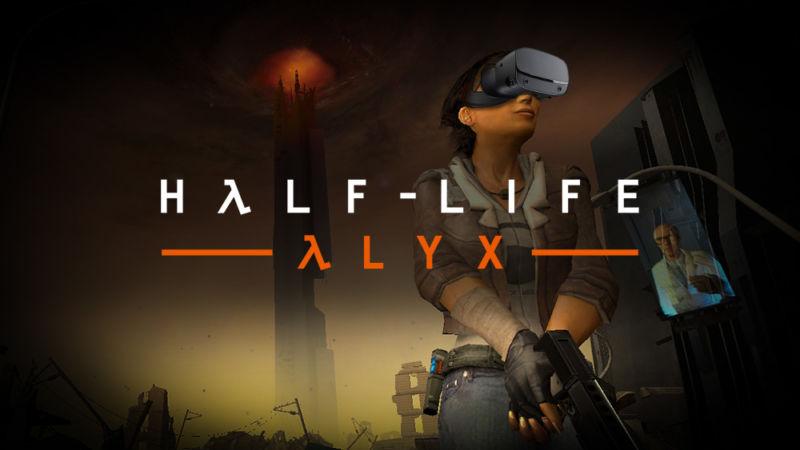 ไม่ต้องล้อของจริงมาแล้ว!! กับเกม Half-Life: Alyx