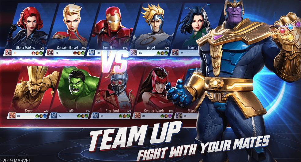 มาตีป้อมกู้โลกกับ MARVEL Super War เกมมือถือ MOBA เกมแรกของ Marvel !!