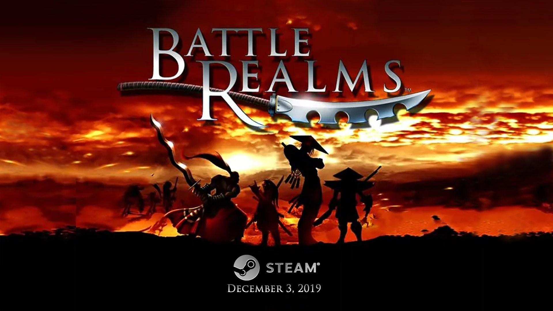 ⚔️สาวก Battle Realms พร้อม  ตี 3 คืนนี้ ราคา $9.99 เท่านั้น !!