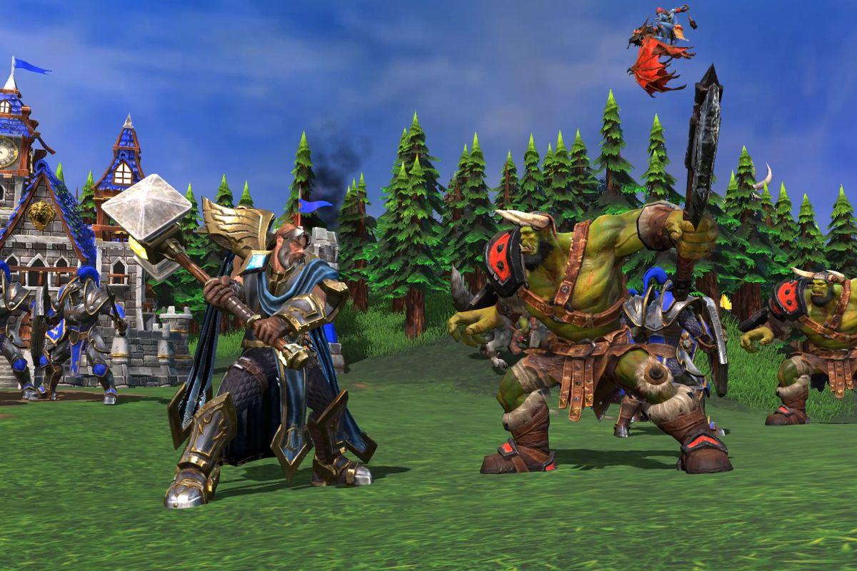 เผยสเปคคอม Warcraft™ III: Reforged