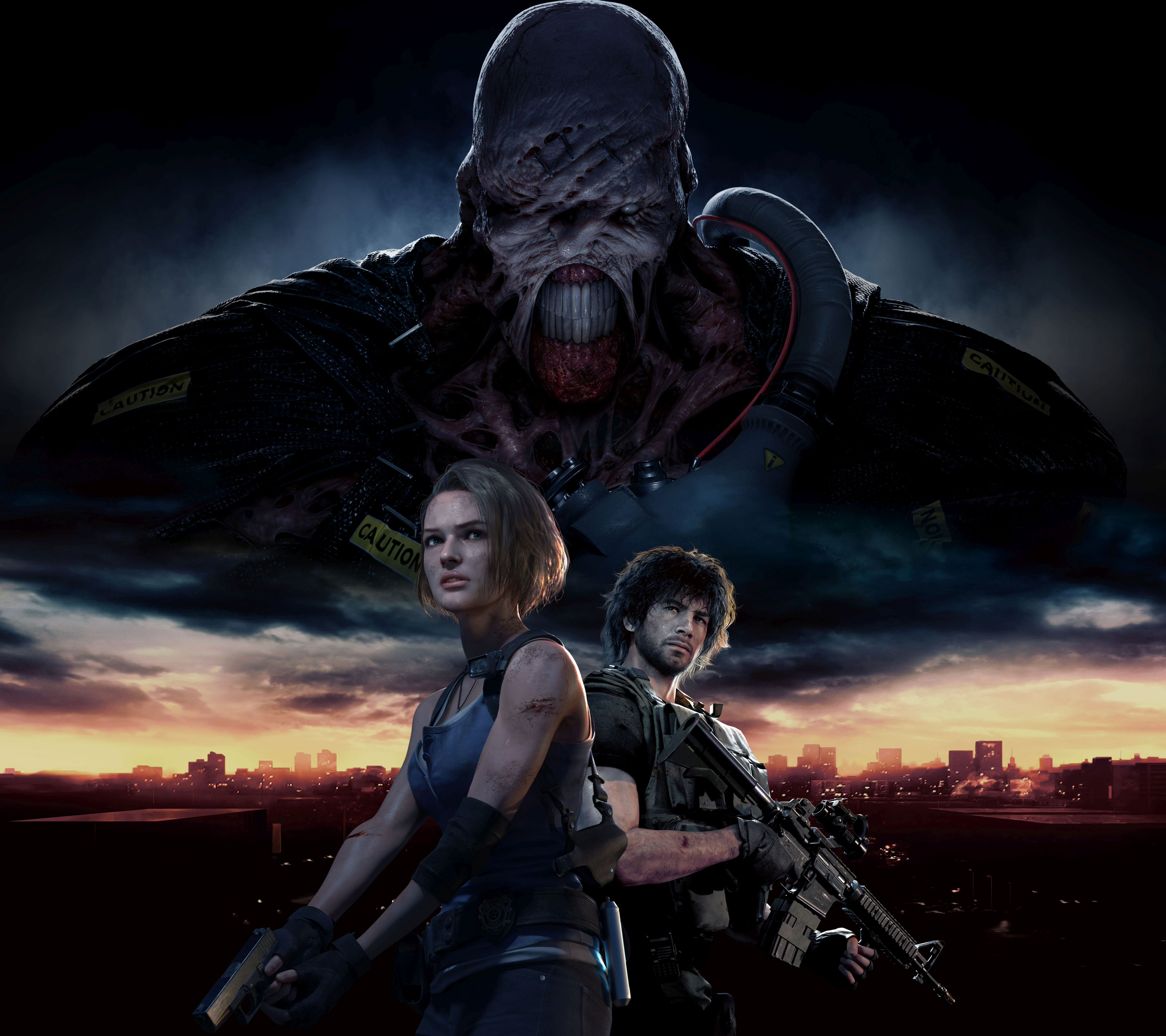 Resident Evil 3 Demo  กำลังจะเปิดให้เล่นเร็วๆ นี้นะจ๊ะอิอิ
