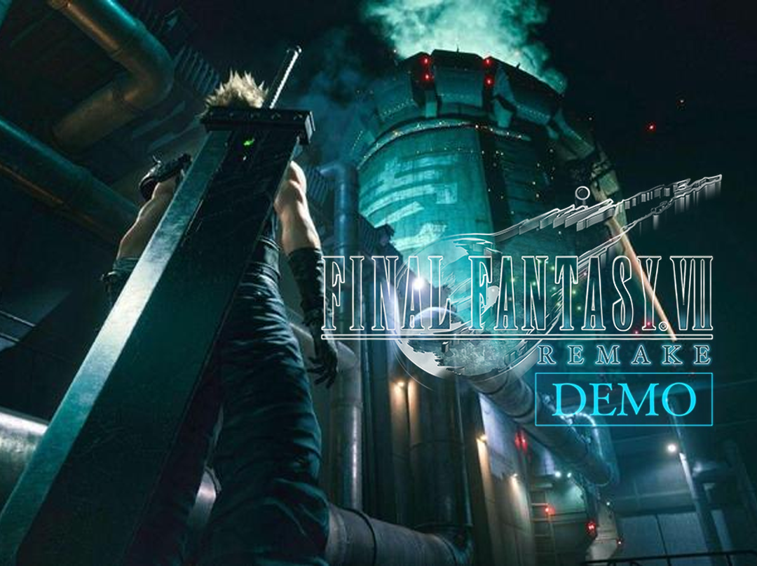 FINAL FANTASY VII Remake DEMO เปิดให้โหลดมาลองเล่นฟรีแล้ว ที่ PS Store