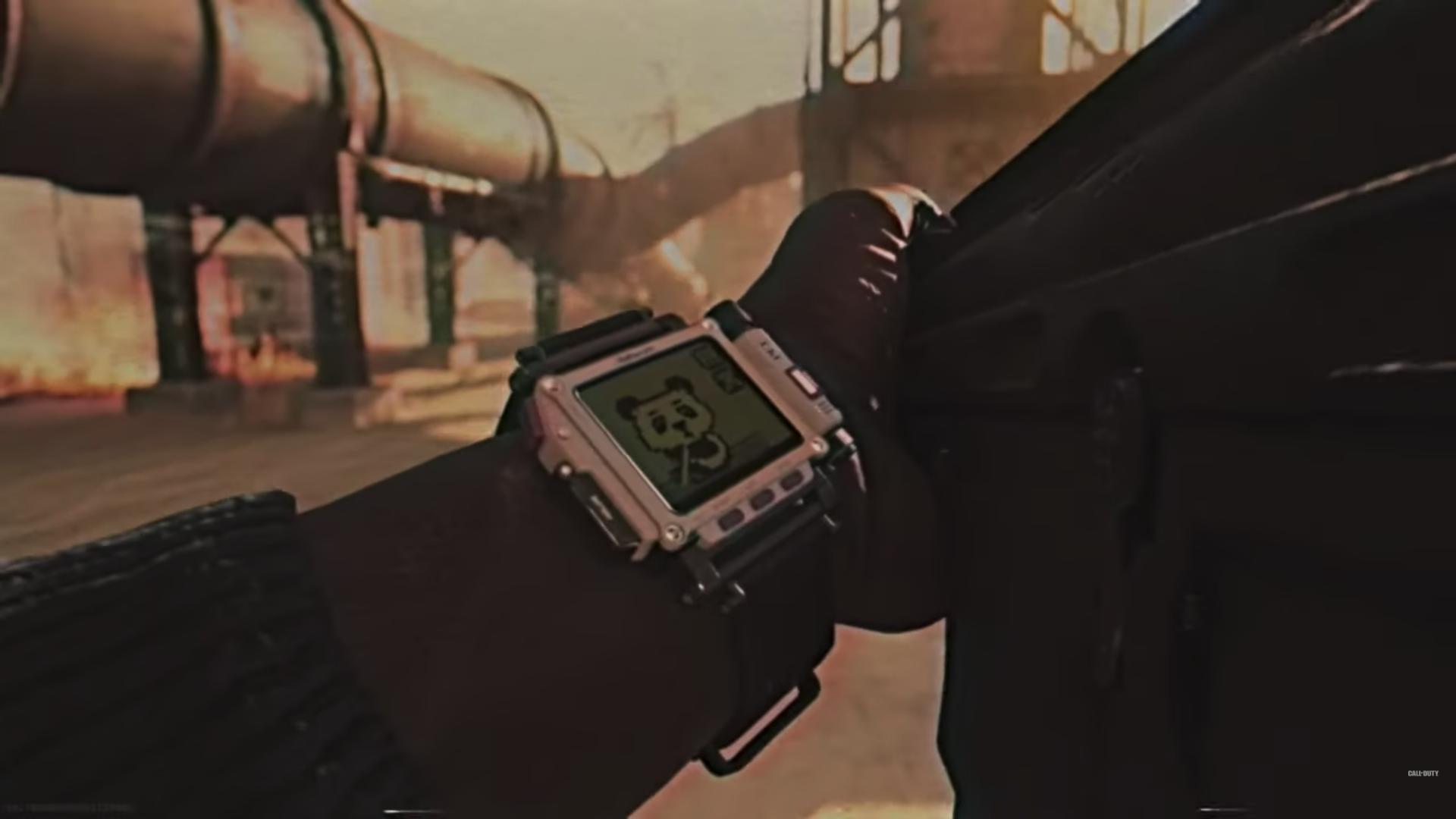 เค้าไม่ยิงกันแล้ว สมัยนี้เค้าเลี้ยงทามาก๊อตกัน Modern Warfare เพิ่มนาฬิกา Tomogunchi