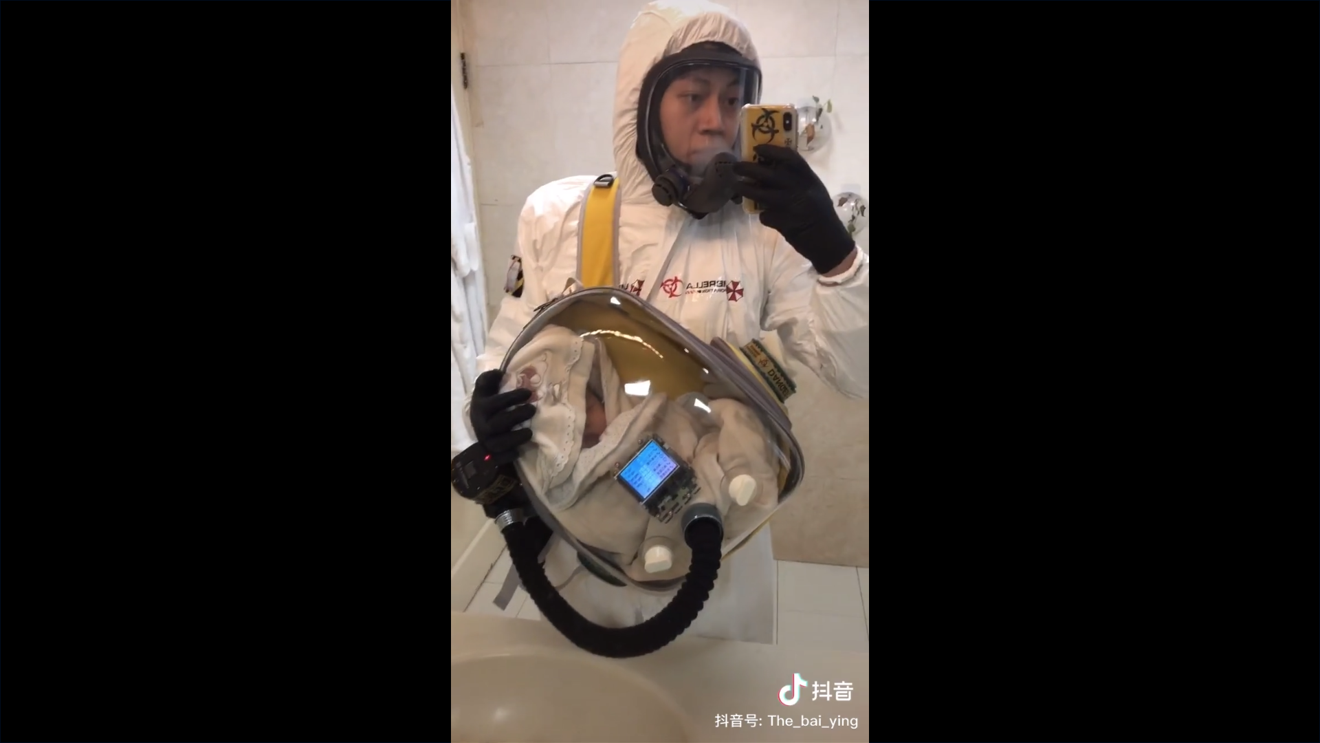 คุณพ่อชาวจีนประดิษฐ์ BB Pod เพื่อป้องกัน COVID-19 ให้ลูกตัวเอง