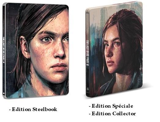 หลุด Steelbook The Last of Us Part 2 สวยงาม.. แต่เวอร์ชั่นยุโรป นะจ๊ะอิอิ
